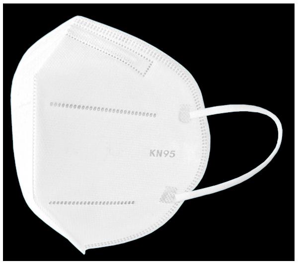 Mondkapje KN95 FFP2 Mondmasker